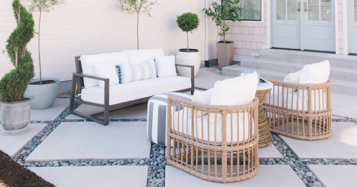 How To Mix And Match Outdoor Furniture, Patio Furniture In St Louis Mo