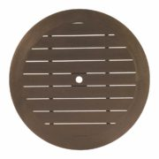 "Resysta® 30"" Round Table Top (HOLE)"