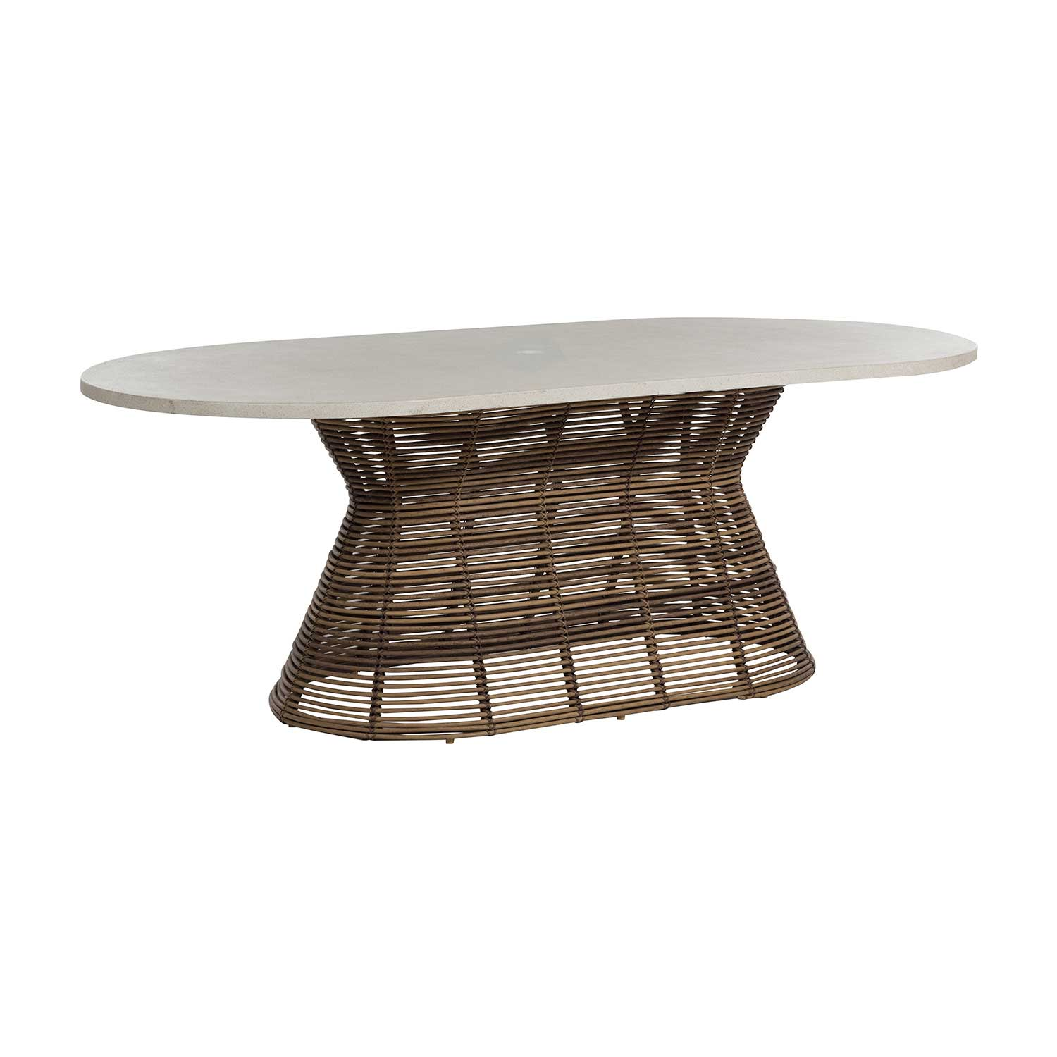 Harris Oval Dining Table Summer Classics