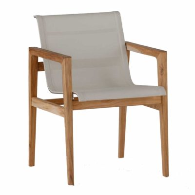 Coast Teak Arm Chair