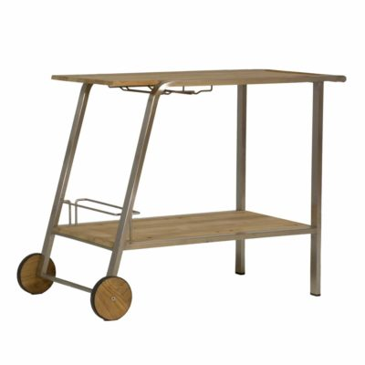 Delray Bar Cart