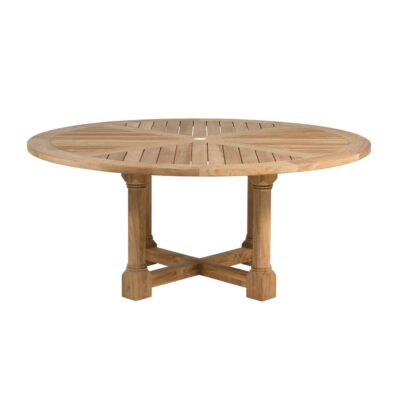 "Lakeshore 72"" Round Dining Table"