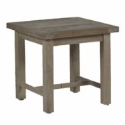Club Teak End Table