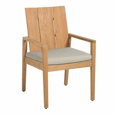 Ashland Teak Arm Chair