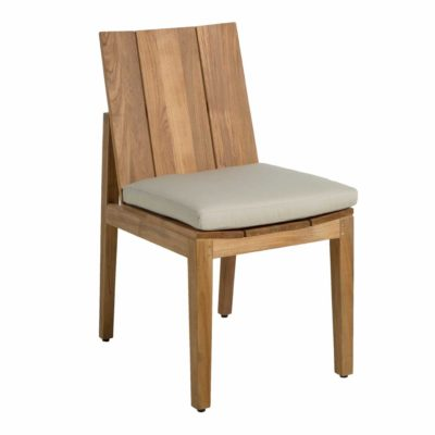 Ashland Teak Side Chair