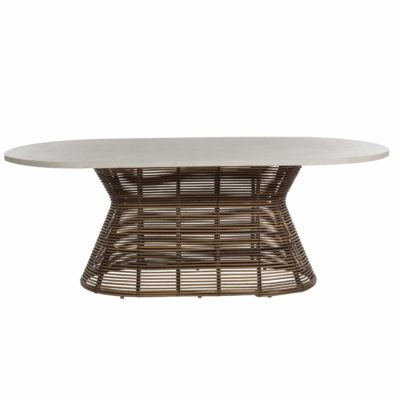 Harris Oval Dining Table Base