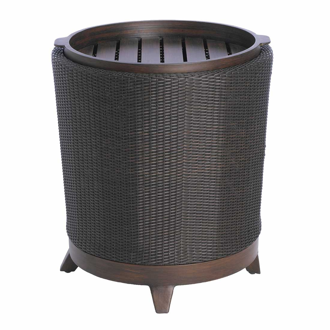 Halo Round End Table