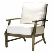 Croquet Aluminum Lounge Chair