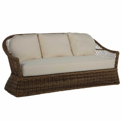 Soho Wicker Sofa