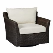 Club Woven Swivel Lounge