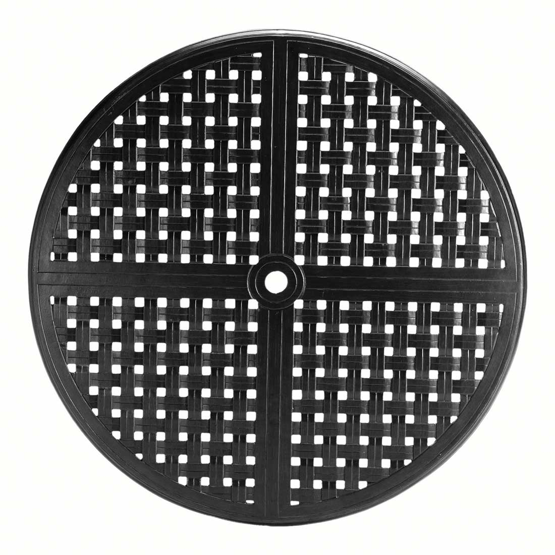 Double Lattice 42 Round Table Top