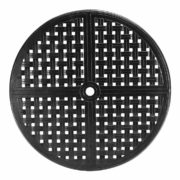 "Double Lattice 36"" Round Table Top (HOLE)"
