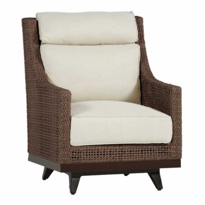 Peninsula Speaker Spring Lounge Chair