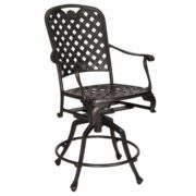 "Provance 24"" Swivel Barstool"