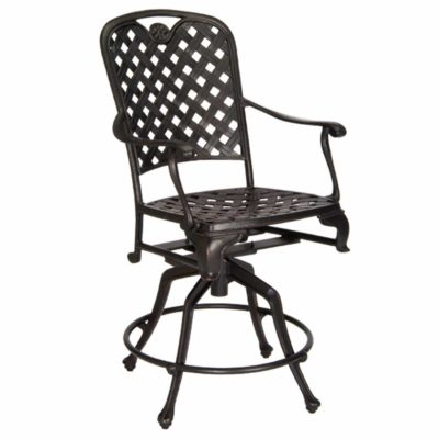 "23.75"" Provance Swivel Bar Stool"