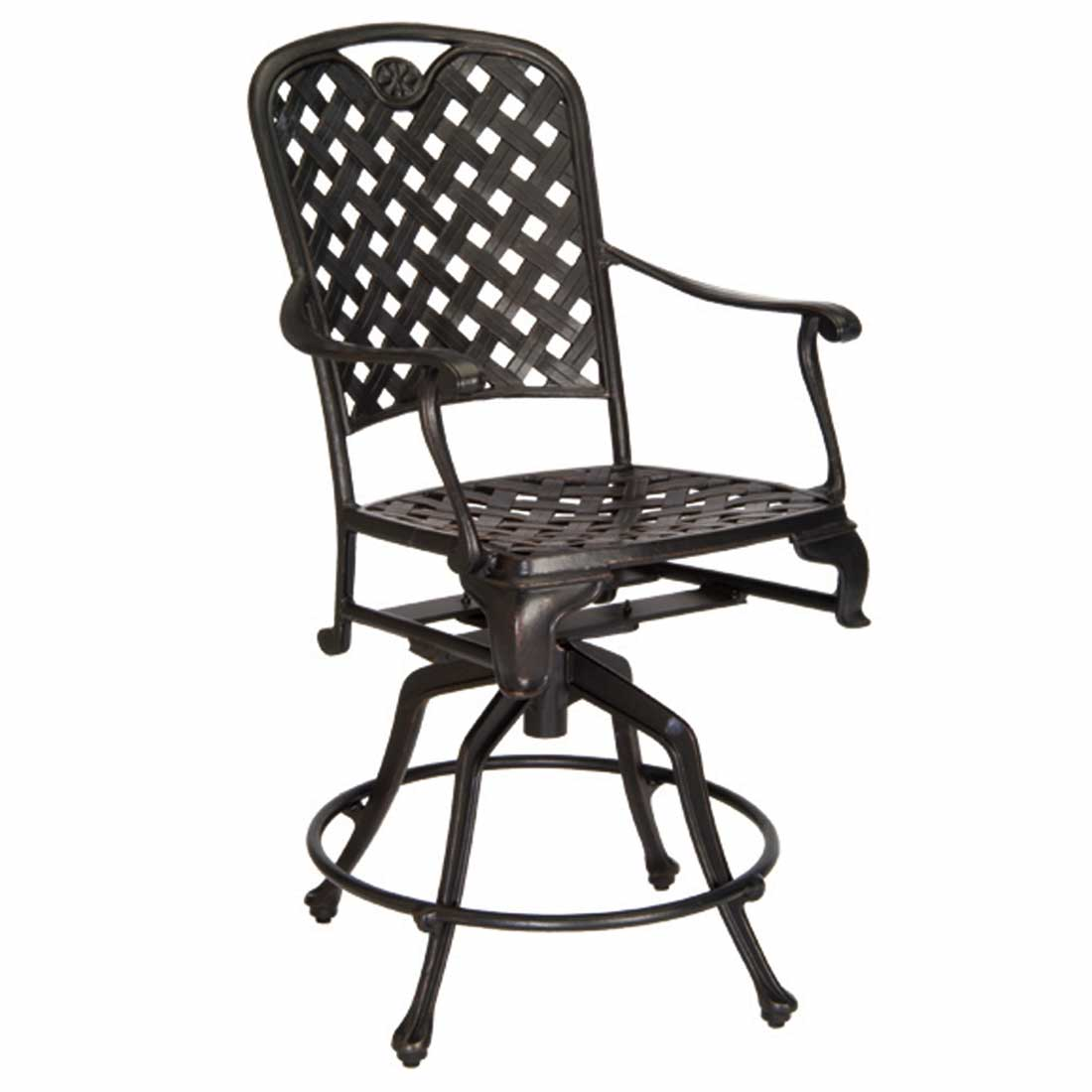 Provance 24 Quot Outdoor Swivel Bar Stools