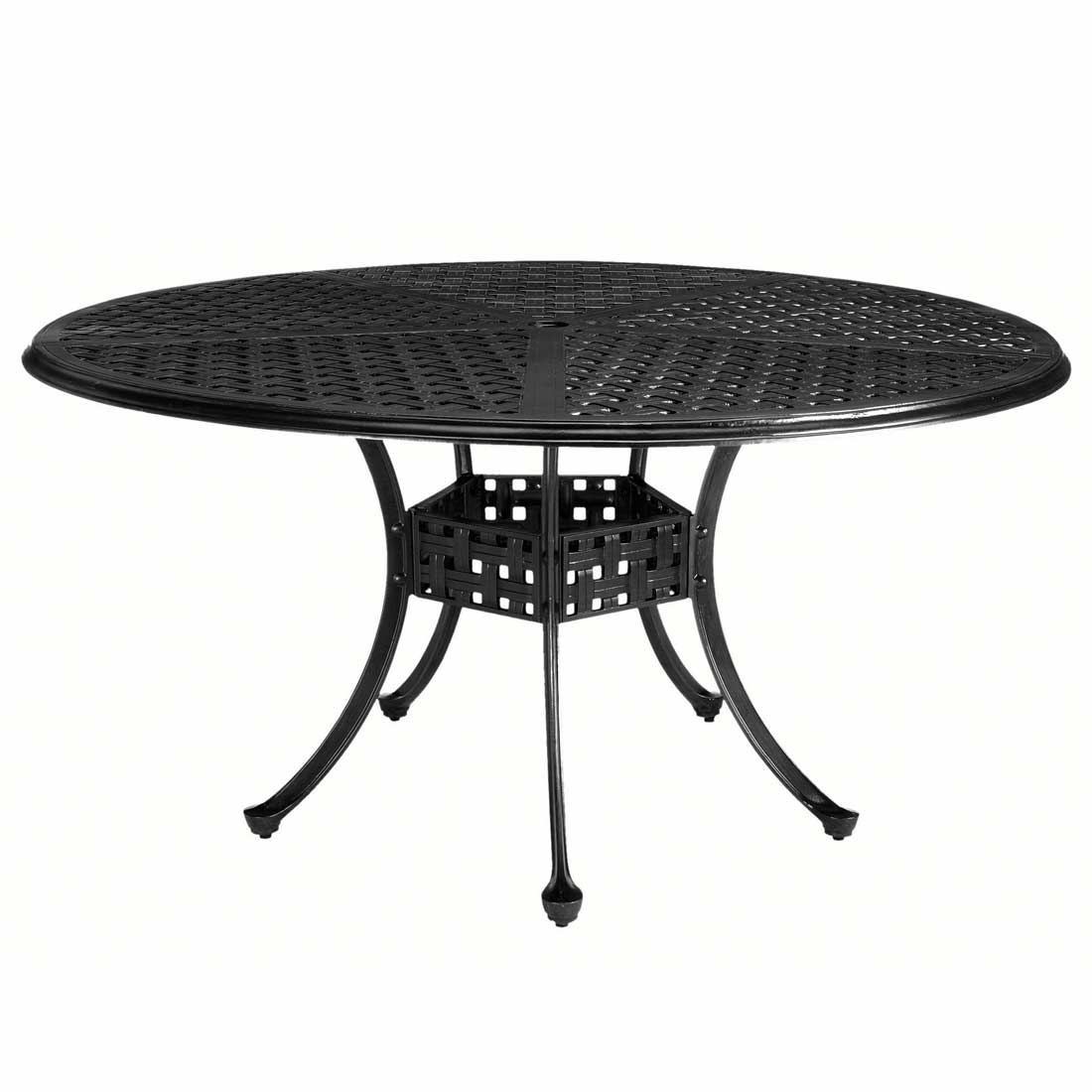 Double Lattice Leg Dining Base Outdoor Table Base - Outdoor table legs and bases