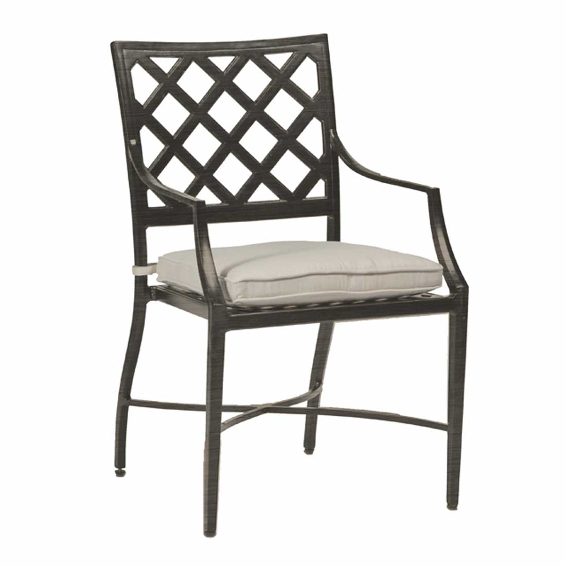 Bon Lattice Arm Chair