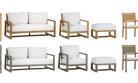 Behind the Design: The Avondale Teak Outdoor Furniture Collection