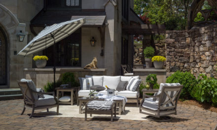 How to Create Motion in Your Patio Space with Outdoor Swivel Chairs