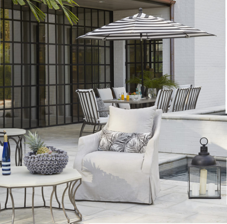 summer classics outdoor swivel chairs