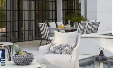 Inside Out: Selecting Outdoor Fabrics and Upholstery for Comfort and Style