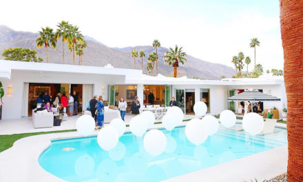 Project Spotlight: Palm Springs Inspiration Home
