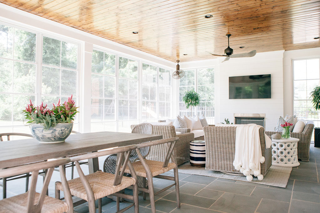 Sunroom Design | Summer Classics