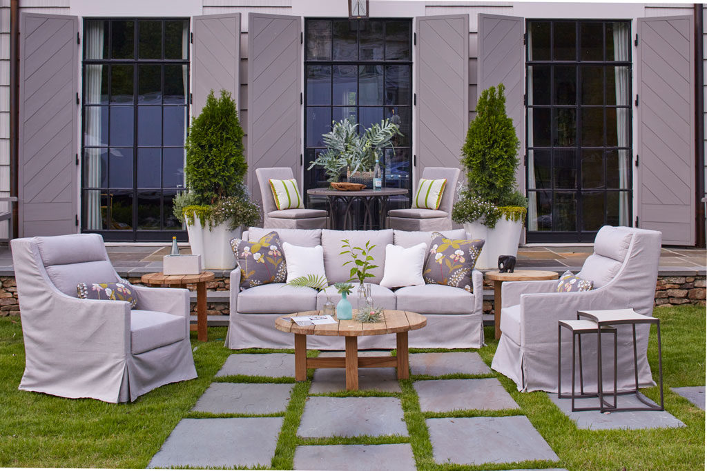 Outdoor Upholstery Collection | Summer Classics Helena
