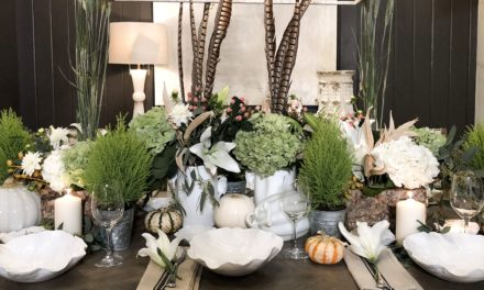 How To Create Your Own Holiday Centerpiece