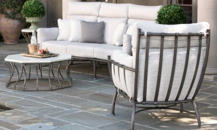 How to Remove Mildew from Your Outdoor Cushions
