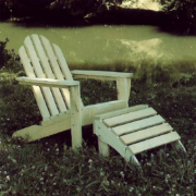 The most copied outdoor chair…ever.