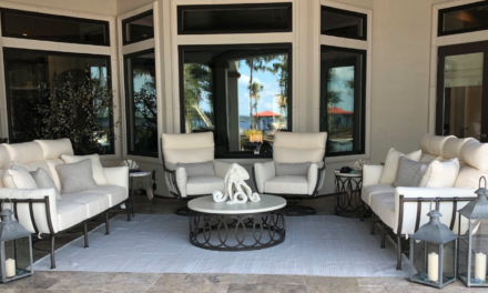 Transformation Tuesday: Fleming Island Outdoor Patio