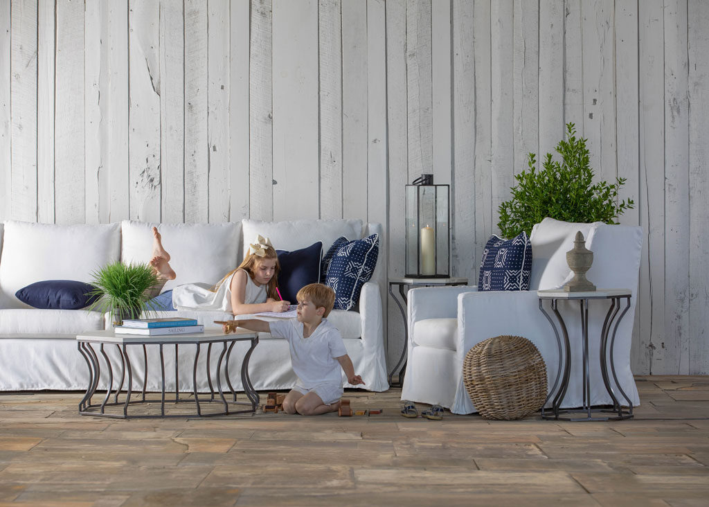 Summer Classics Shelby Upholstered Collection