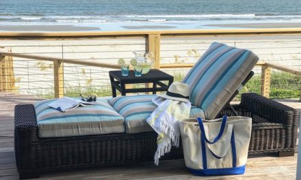 Coastal Furniture Inspiration for Your Oceanfront Oasis