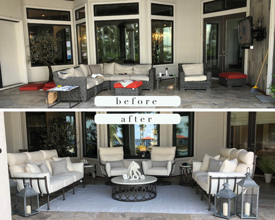 Outdoor Patio Furniture in Jacksonville, FL
