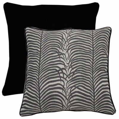 Midnight With Linen Midnight Backing And Black Onyx Ultrafabric Welt
