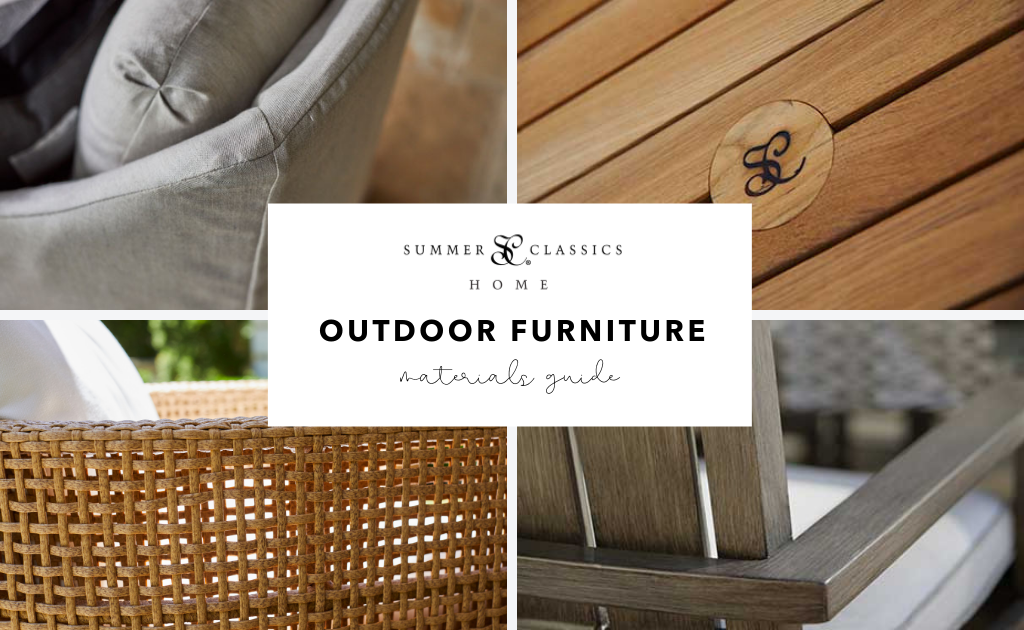 Best Outdoor Furniture Material For, Outdoor Furniture In St Louis Missouri