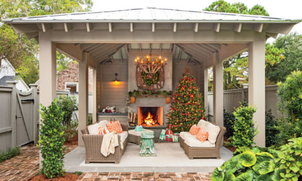 5 Holiday Styling Tips for the Outdoors