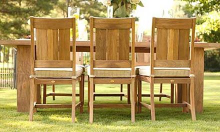 Croquet Teak Collection