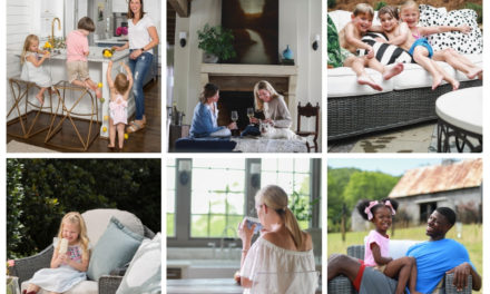 Life's Best Moments...Furnished High Point Market Social Media Campaign